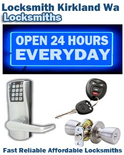 Locksmith Redmond Wa